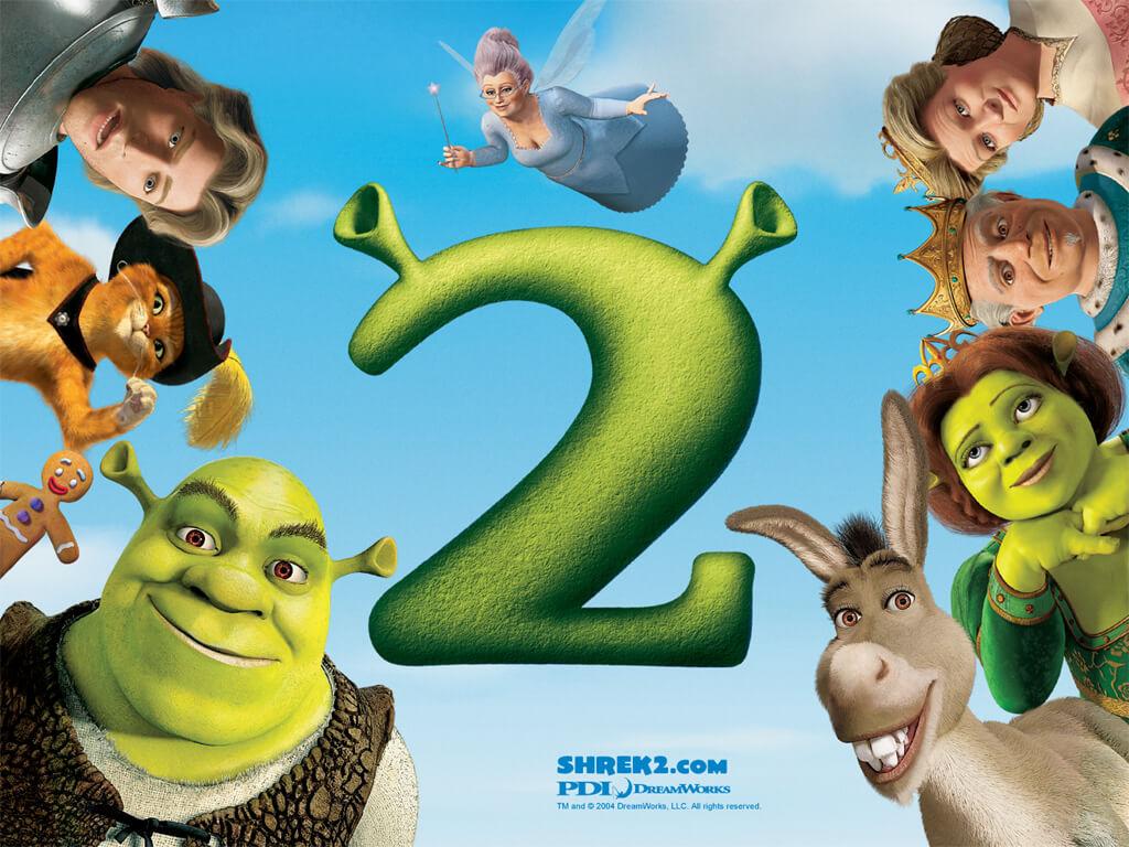 فيلم Shrek 2 2004 مترجم HD