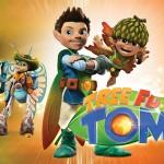 CBeebies Commission New Animated TV Series 'Tree Fu Tom'
