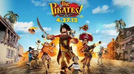 New Trailer: The Pirates! Band Of Misfits