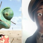 "Oscar wins for ""Rango"" and ""Morris Lessmore"""