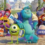 Monsters University – New Posters