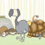 The Lonely Dodo, Durrell and Aardman highlight endangered species.