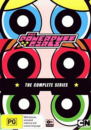 Powerpuff Girls Complete Series Limited Edition Box Set