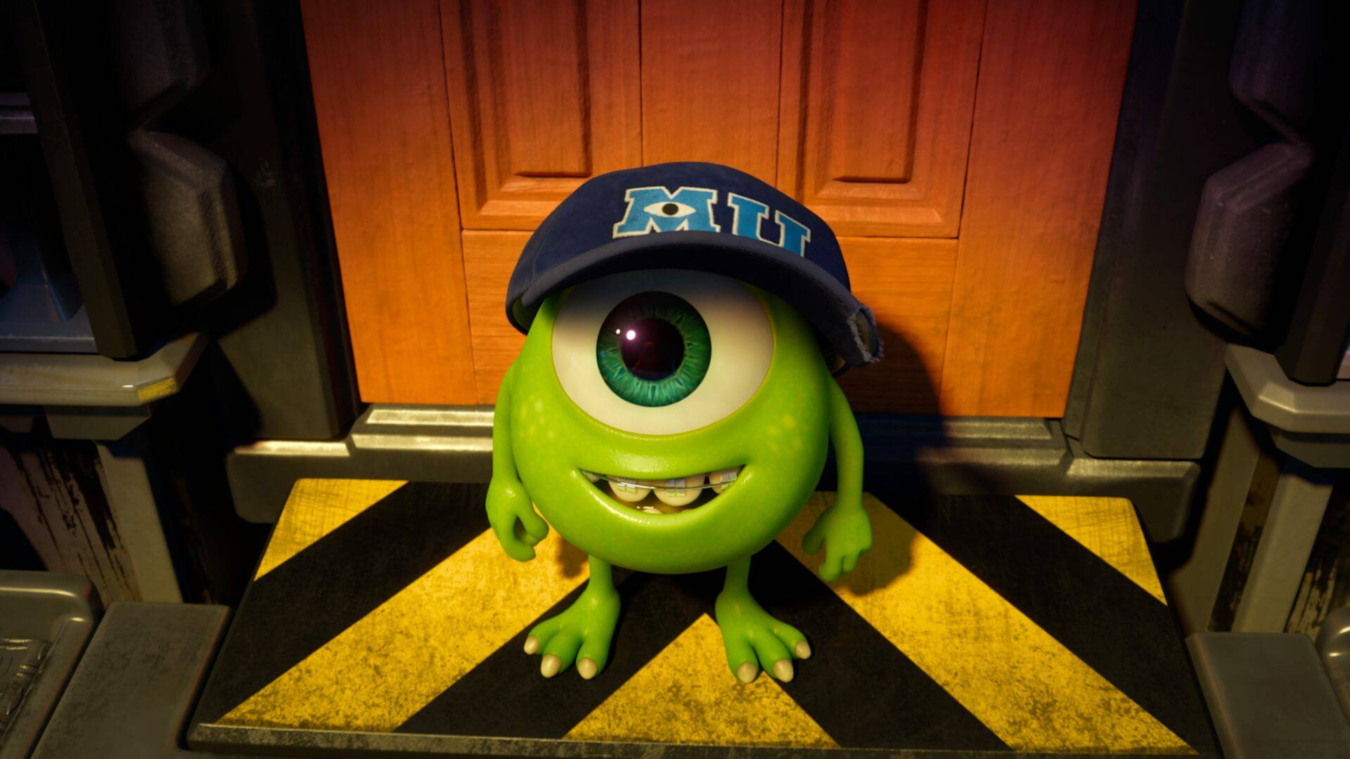 Monsters University    ReviewMonsters University Characters Mike