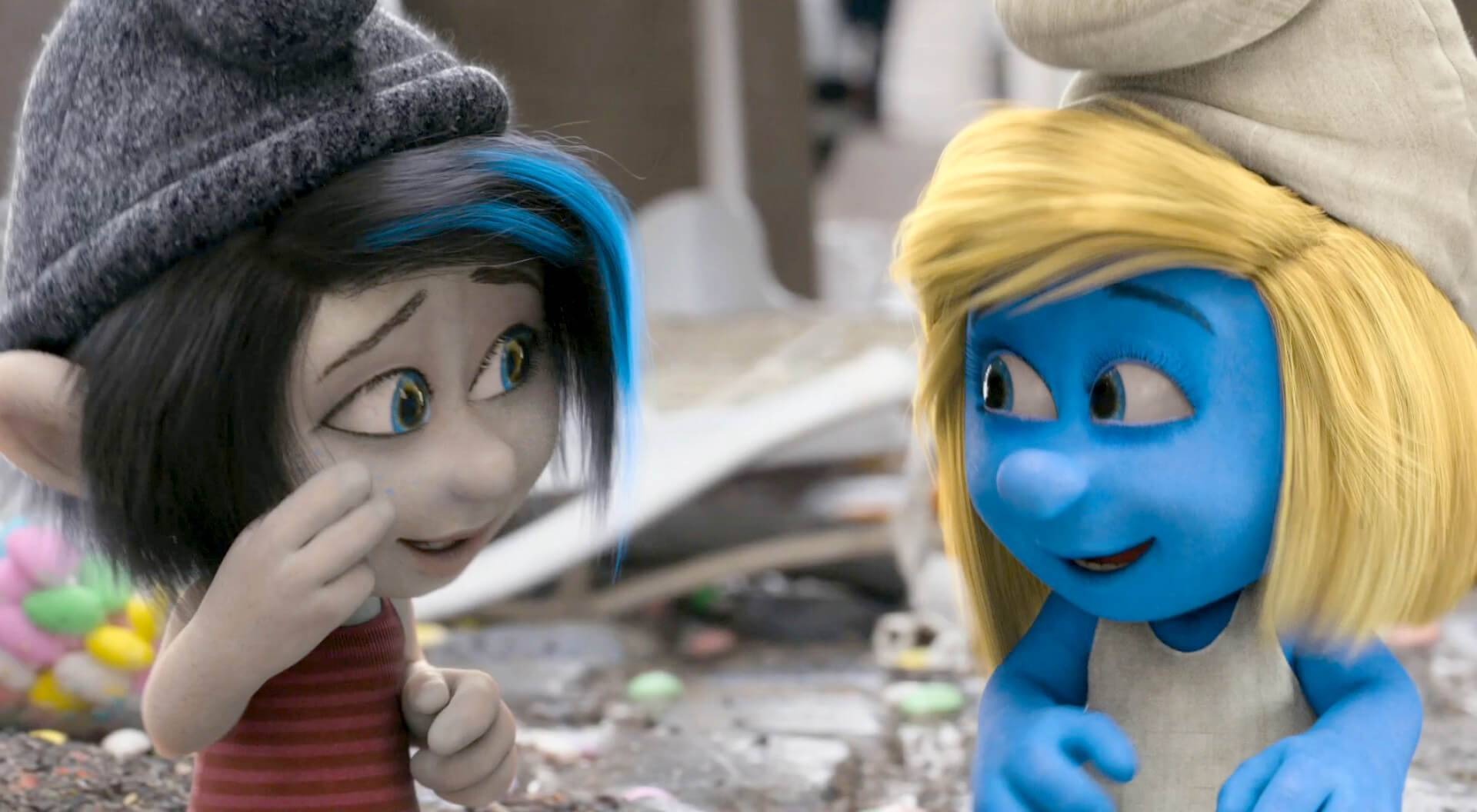 The Smurfs 2 Review Skwigly Animation Magazine