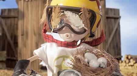 "CITV's Share a Story Presents ""My Motorbike"""