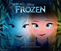 The Art of Frozen (by Disney)