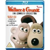 Wallace & Gromit: The Complete Collection (Blu-ray)