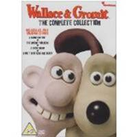 Wallace & Gromit: The Complete Collection (DVD)