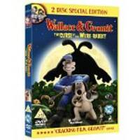 Wallace & Gromit: Curse of the Were-Rabbit (DVD Special Edition)