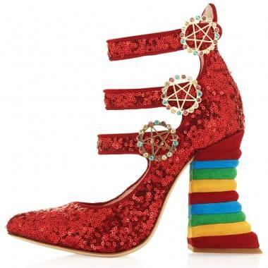 amber shoess