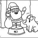Dec 20: Christmas Presence (Simon's Cat)