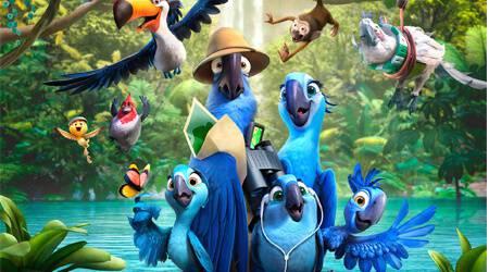Rio 2 – Film Review