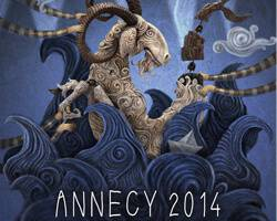 First Prizes Awarded for Annecy 2014