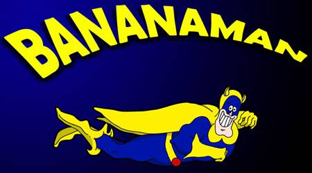 Bananaman Movie planned for 2015