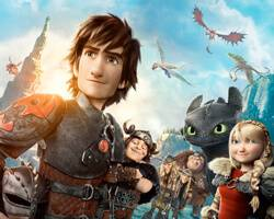 Lightbox: 'How To Train Your Dragon 2′ director Dean DeBlois