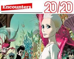 Encounters 20/20: Lightbox featuring Yoni Goodman ('The Congress', 'Waltz With Bashir')