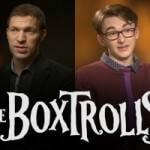 "Lightbox: ""The Boxtrolls"" – Interview with Travis Knight & Isaac Hempstead-Wright"