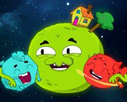 'Planets: The Greatest Show in the Universe' – Blue Zoo Pitch At Cartoon Forum