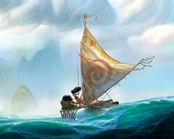 Disney Announce Moana For 2016