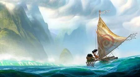 Disney Announce Moana For 2016