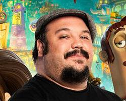 Interview with Jorge Gutiérrez, director of 'The Book of Life'