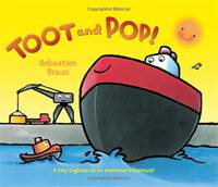Toot and Pop! book