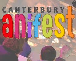 Canterbury Anifest: Let's talk about Anime.