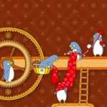 Dec 22: Double Feature of Christmas Contraptions (Sophie Klevenow) & (Blå Design)
