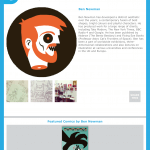 Nobrow release graphic novel app