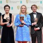 The LEGO Movie, The Bigger Picture and Interstellar triumph at the BAFTAs