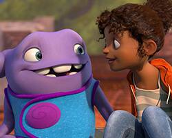 Dreamworks' 'Home' Review