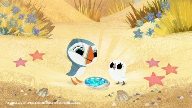 Producing Animation: Paul Young ('Song of the Sea'/Cartoon Saloon