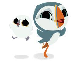 New Kids Show Puffin Rock Heads To Nick Jr