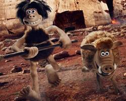 First Look at Nick Park's Early Man