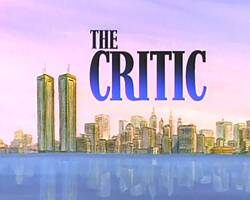 Retro Ramblings – The Critic