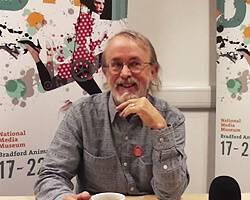 Lightbox: Aardman's Peter Lord on the return of 'Morph'