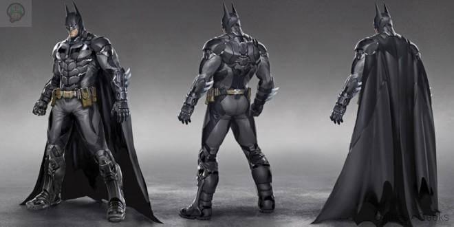 Batman Arkham Asylum Concept Art Book