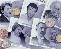 Animators Could End Up on the £20 Note