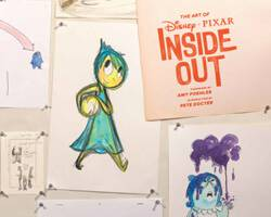 The Art of Pixar's Inside Out – Review