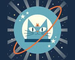 Professor Astro Cat's Solar System App