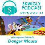 Skwigly Podcast: the talents behind 'Danger Mouse' + Encounters 2015 highlights