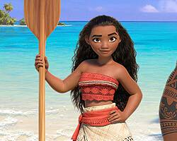 Disney's 'Moana' visuals and voice cast revealed