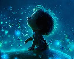 Pixar presents new Good Dinosaur trailer