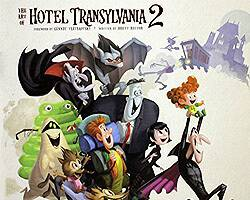 'The Art of Hotel Transylvania 2' – Book Review