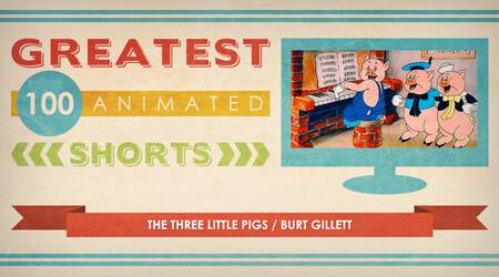 100 Greatest Animated Shorts / The Three Little Pigs / Burt Gillett
