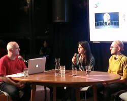 Skwigly at KLIK! – Filmmaker Talkshow 1