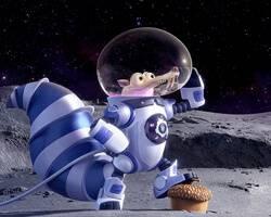 Scrat returns in 'Ice Age: Collision Course' short 'Cosmic Scrat-Tastrophe'