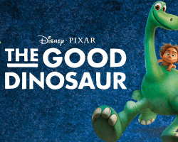Pixar's The Good Dinosaur – Review