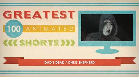 100 Greatest Animated Shorts / Dad's Dead / Chris Shepherd